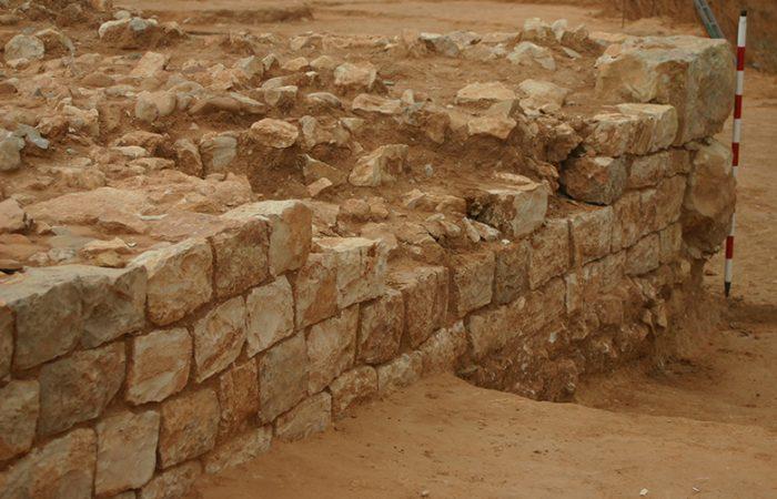 Arqueología terrestre - MURO