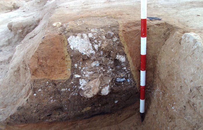 Arqueología terrestre - ROJOBLANCO